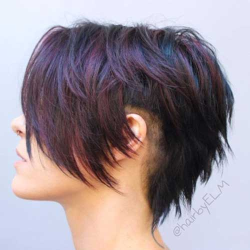 Hairstyles for Short Hair -14
