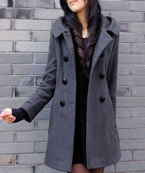 Warmest Winter Coats for Women -17