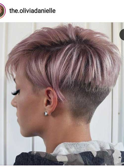 Hairstyles for Short Hair -18