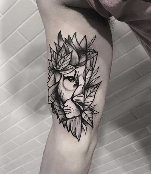 Lower Arm Tattoos -19