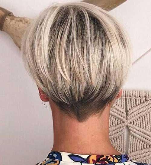 Hairstyles for Short Hair -20