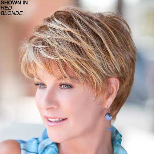 Hairstyles for Short Hair -21