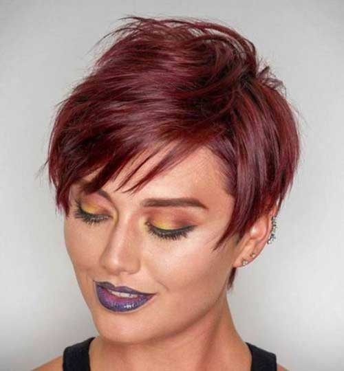 Hairstyles for Short Hair -22