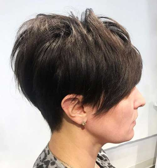Hairstyles for Short Hair -24