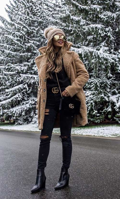 Warmest Winter Coats for Women -6