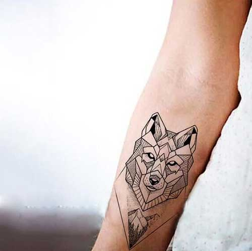 Lower Arm Tattoos -6