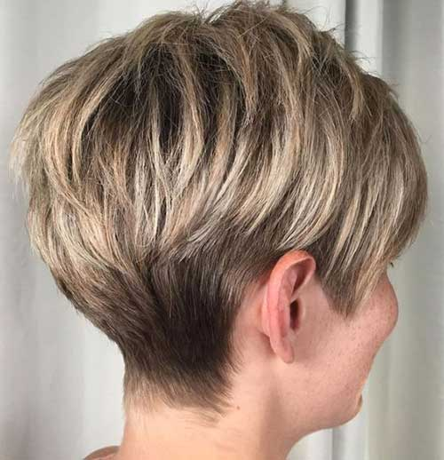 Hairstyles for Short Hair -6