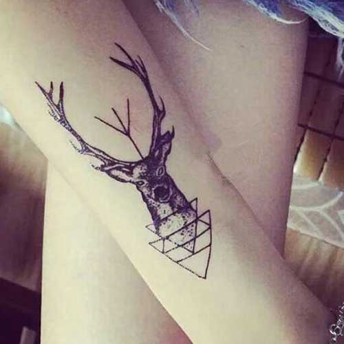 Lower Arm Tattoos -7