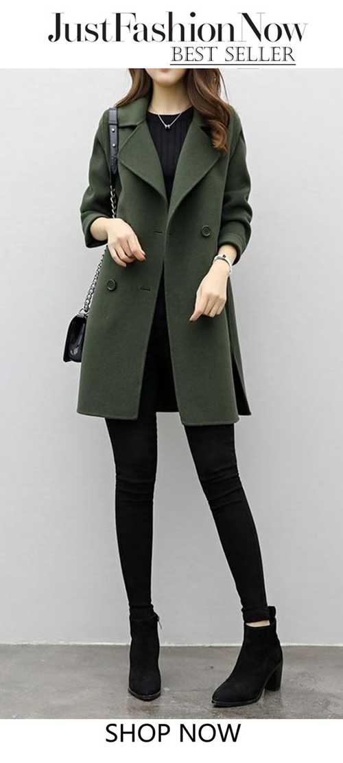 Warmest Winter Coats for Women -9