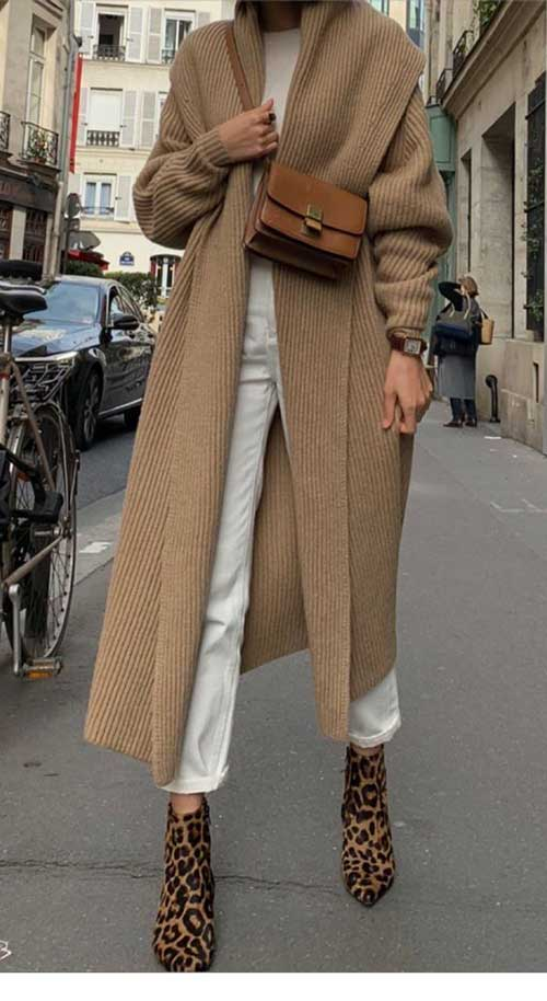 Chic Coats For Winter Days