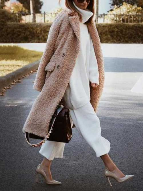 Warm Coats for Women
