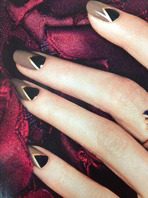 Geometric Nail Designs-16