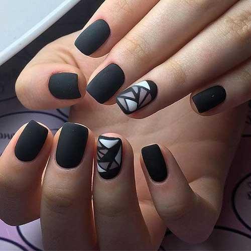 Geometric Nail Designs-20