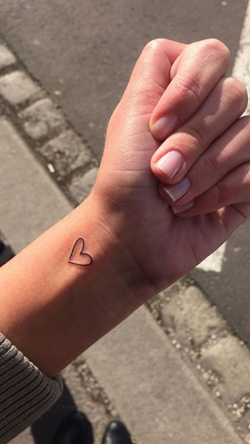 Small Tattoos for Women-6