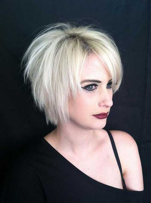 Graduation Bob Haircuts for Women-10