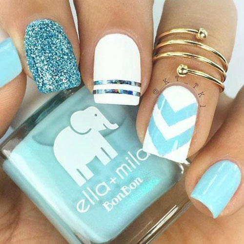 Cute Easy Nail Designs-11