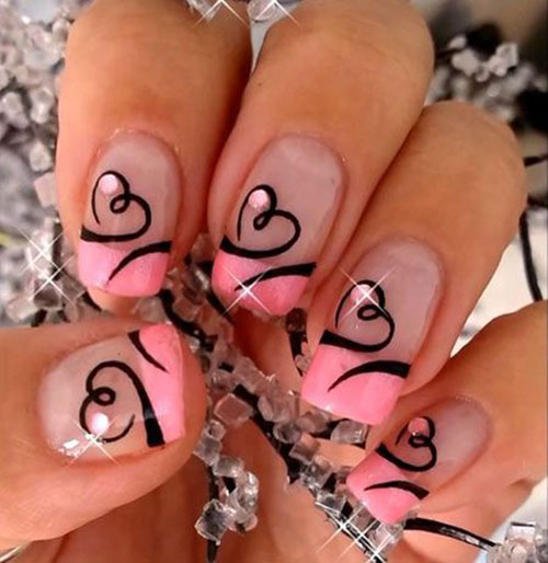 Cute Easy Nail Designs-14