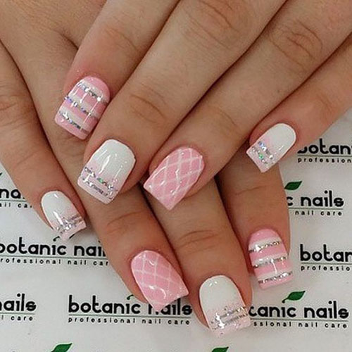 Cute Easy Nail Designs-16