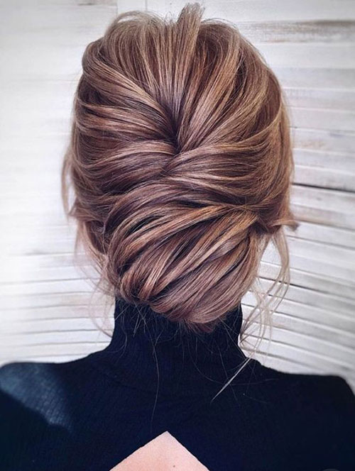 Bun Hairstyles for Summer-16