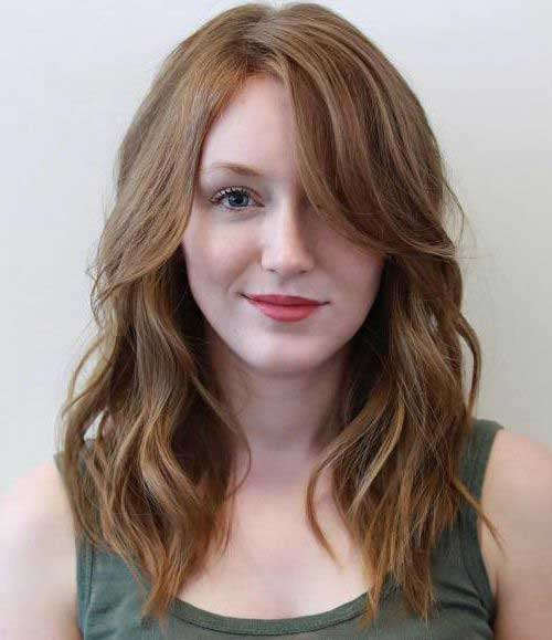 Medium Style Haircuts