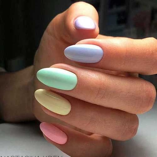 Cute Easy Summer Nails-12