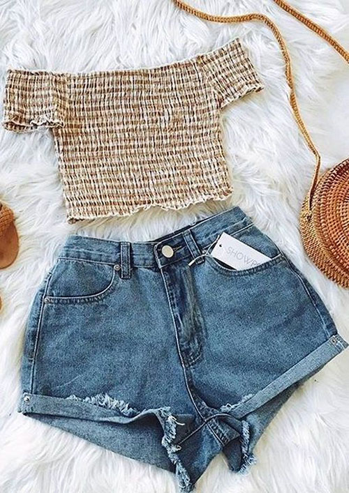 Cute Simple Summer Outfits-15