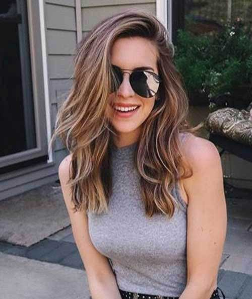 Medium Length Hairstyles-17