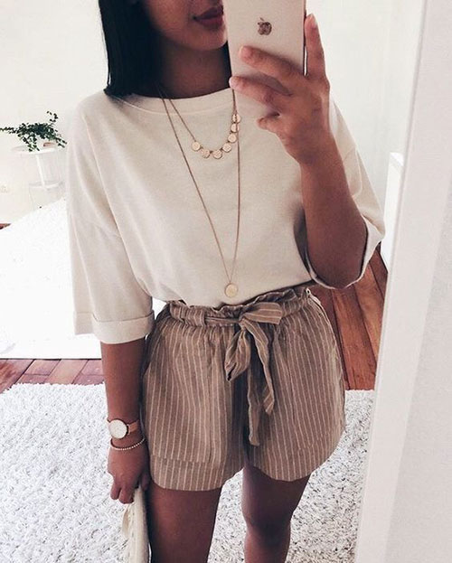 Casual Outfit Ideas for Summer-17