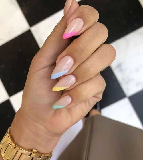 Cute Easy Summer Nails-18