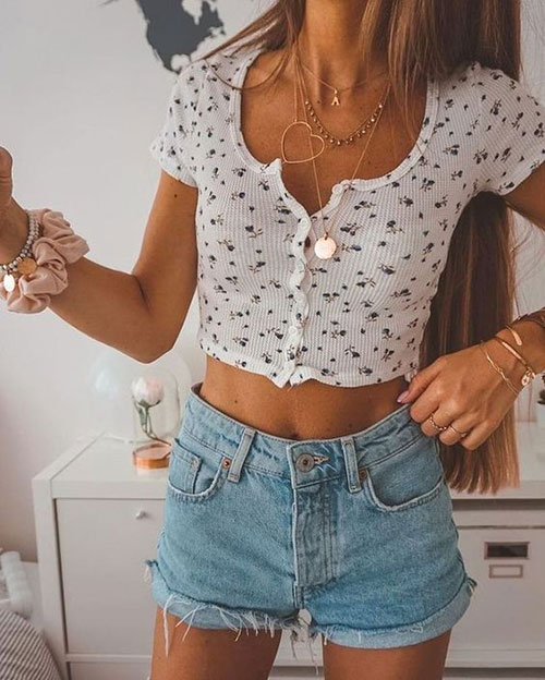 Cute Simple Summer Outfits-19