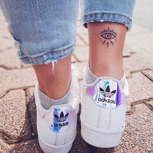 Simple Ankle Tattoos-20