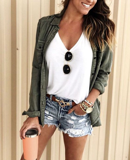 Cute Simple Summer Outfits-20
