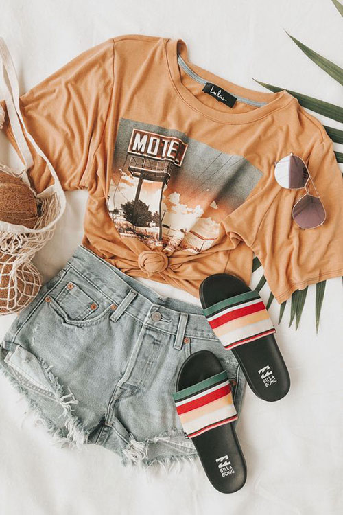 Cute Simple Summer Outfits-6