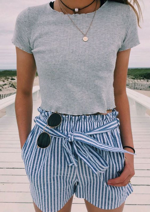 Cute Simple Summer Outfits-7