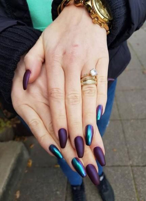 Chrome Nails-8