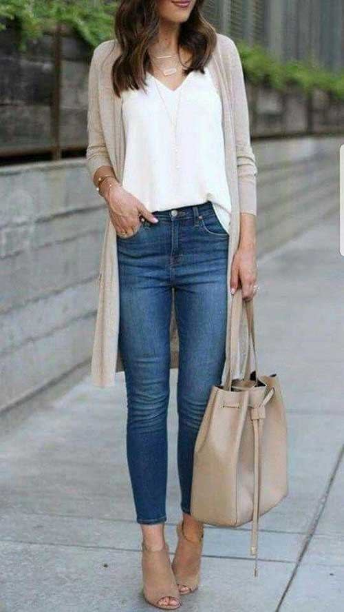 Jeans Spring Style Outfits-9