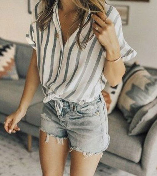 Cute Simple Summer Outfits-9