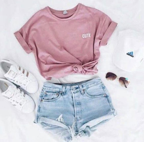 Cute Simple Summer Outfits