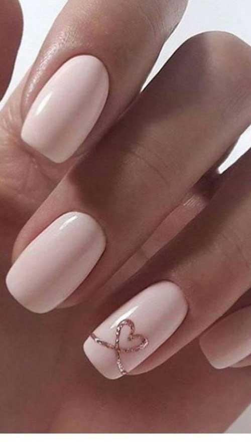 Cute and Easy Summer Nails