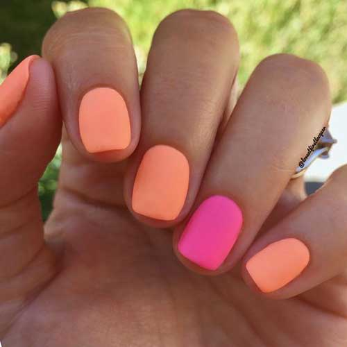 Summer Easy Nails