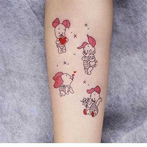 Cute Simple Animal Tattoos-10