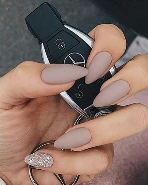 Almond Nail Designs-14