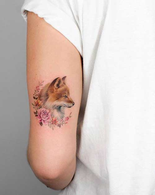 Cute Simple Animal Tattoos-14
