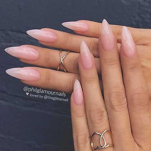Almond Nail Designs-15