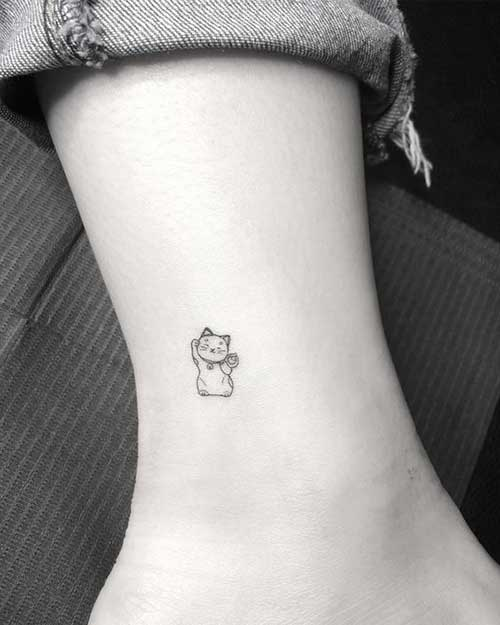 Cute Simple Animal Tattoos-17