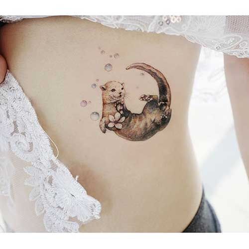 Cute Simple Animal Tattoos-19