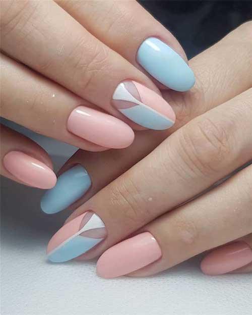 Almond Nail Designs-6