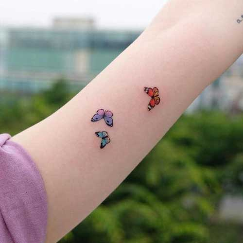 Cute Simple Animal Tattoos-7