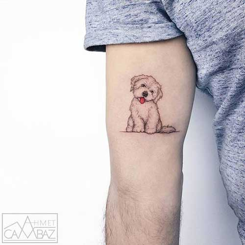 Cute Pet Tattoos