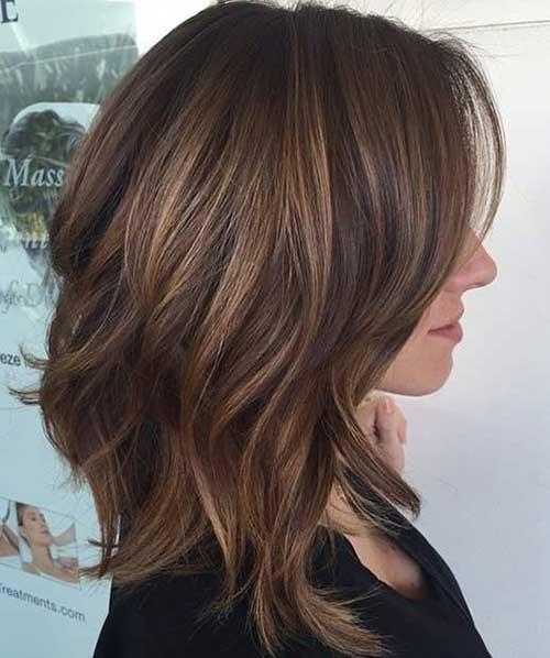 Short Medium Layered Haircuts-12